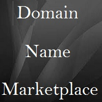 domain name marketplace